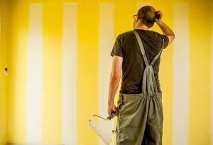 Guter Kostenvoranschlag für Wohnung streichen lassen