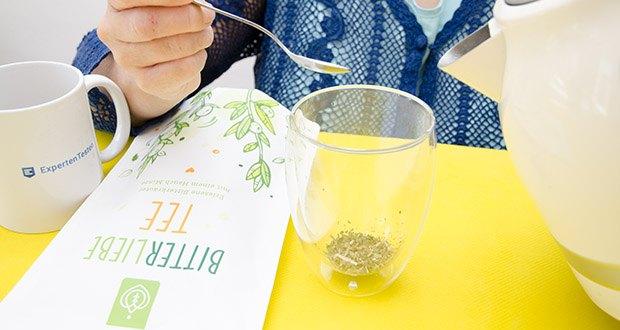 BitterLiebe Tee im Test – frei von Zusätzen