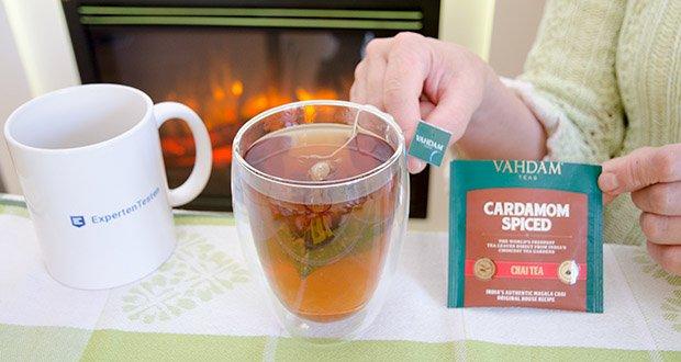 VAHDAM 15 Teesorten Probierset im Test - ein gut zusammengestelltes Sortiment von 15 exquisitesten Mischungen aus einem einzigen Ursprung und aus eigener Herstellung