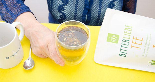 BitterLiebe Tee im Test – aus erlesenen Naturkräutern