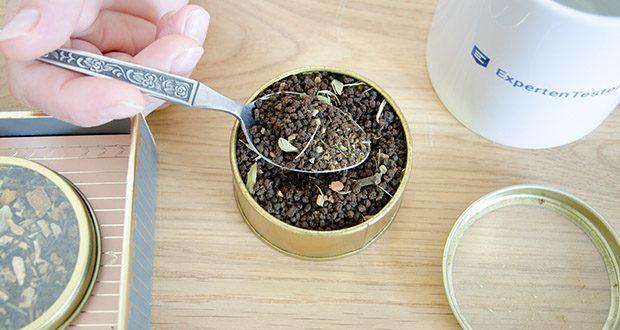 VAHDAM Sortiertes 3 Tee-Geschenkset im Test - ein handwerkliches Trio aus 3 meistverkauften hauseigenen Loseblattmischungen, die nicht nur einen herrlichen Geschmack bieten, sondern auch eine Vielzahl von gesundheitlichen Vorteilen bieten