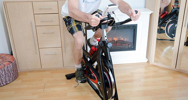 Bigzzia Profi-Heimtrainer mit LCD-Anzeige im Test - beginnen Sie also noch heute, Ihre Muskeln zu straffen, Kalorien zu verbrennen und die Gesundheit Ihres Herzens zu verbessern, und zwar bequem von zu Hause aus