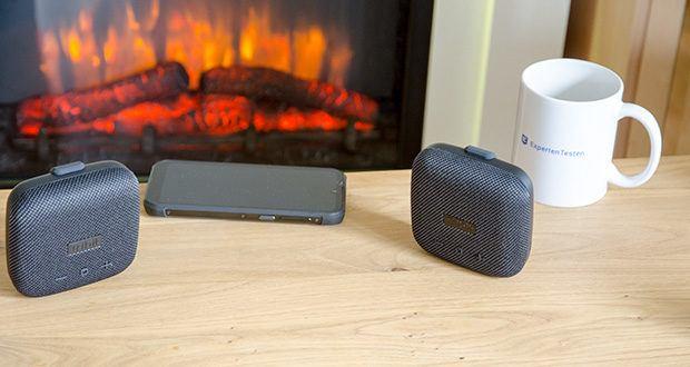 Tribit Stormbox Micro Bluetooth Lautsprecher im Test - Mikro in der Größe, Makro im Klang