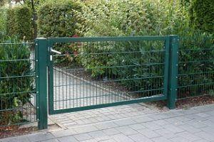 Gutes Angebot für einen Zaun