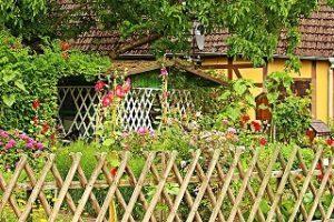 Gutes Angebot für Zaun aus Holz