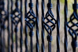 Guter Preis für den Zaun