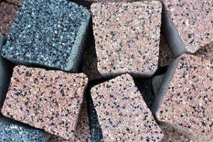 Gute Steine für die Einfahrt pflastern