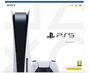 Alternativ zur Nintendo Switch eignet sich die neu herausgebrachte PlayStation 5 als Spielekonsole.