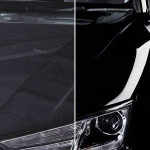Bei den Farbpolituren scheiden sich die Geister wie sinnvoll diese sind oder eben auch nicht. Doch Experten sind sich einig, dass dunkelblaue und schwarze Autos mit einer Farbpolitur poliert werden sollten.