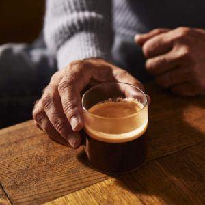 Besten Kaffeegenuss genießen Sie dank hochwertiger Bohnen.