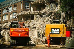 Guter Kostenvoranschlag für Abriss