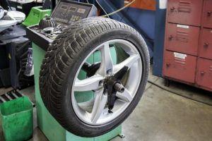Guter Preis für Reifenwechsel