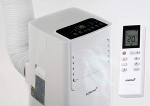 Der extra-leise Nacht-Modus eines Aircoolers ermöglicht einen ruhigen, kühlen Schlaf.