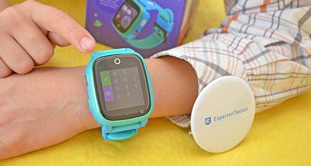 SoyMomo Space 4G Smartwatch im Test - arbeitet mit der vierten Generation der Mobiltelefontechnologie, die eine bessere Kommunikation und Konnektivität, ein präziseres Signal und GPS-Genauigkeit ermöglicht